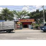 Cho thuê hoặc sang cơ sở Massa 599B Trần Đại Nghiã , Tân Tạo A , Bình Tân