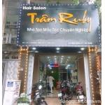Sang tiệm tóc giá rẻ 233 Trương Vĩnh Ký, quận Tân Phú