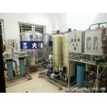 Sang nhượng lại xưởng sản xuất nước đóng bình