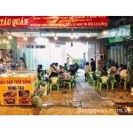 Sang Gấp Quán nhậu 260 m2 + sân rộng, Lô F008 Chung Cư Sơn Kỳ