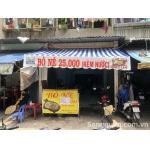 Sang quán ăn Khu cư xá Đối diện KTX Đại học