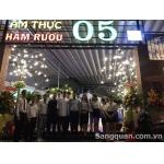 Sang Nhà Hàng Sân Vườn - Hầm Rượu, 393 Thoại Ngọc Thầu , Q.Tân Phú
