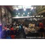 Sang quán ăn - quán nhậu mặt tiền Kênh Tân Hoá, quận Tân Phú