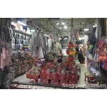 Sang cửa hàng Cột - Kẹp Xi mạ đối diện mặt tiền chợ Bình Tây , Quận 6