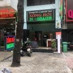 Sang hoặc cho thuê cơ sở xông hơi massage 38B Nguyễn Thái Bình