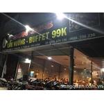 Sang quán Buffet Đường D8, Thuận giao, Thuận An, Bình Dương