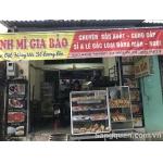 Sang lò bánh mì nhà Giáo Xứ Lạc Quang, Chợ Lạc Quang quận 12