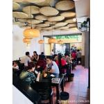 Sang quán bún đậu, nhà hàng ăn uống đường D2 Bình Thạnh