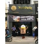 Sang quán trà sữa thương hiệu TOCOTOCO 160A Nguyễn Văn Đậu