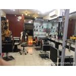 Sang salon tóc hoặc sang MB 86 Nhất Chi Mai, P. 13, quận Tân Bình
