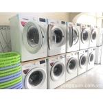 Sang GẤP tiệm giặt ủi 15 máy giặt 2 máy sấy Phạm Thế Hiển