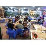 Sang quán nhậu đường số 1 , KDC Vĩnh Lộc , Bình Tân