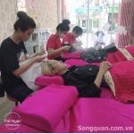 Sang Tiệm Nails 3A Trần Khắc Chân, Tân Định, Quận 1.
