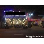 Cần SANG GẤP Nhà Hàng Sân Vườn mặt tiền Hà Huy Giáp, Quận 12