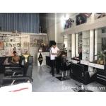Sang salon tóc nam nữ đường Nguyễn Thị Minh khai