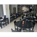 Sang nhà hàng Hoa nằm trên đường số 7, P. BTĐ, quận Bình Tân