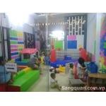 Sang khu vui chơi trẻ em Đường Phạm Văn Chiêu, Gò Vấp