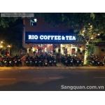 Sang quán cafe góc 2 mặt tiền 58 đường S9 . Tây Thạnh. Tân Phú