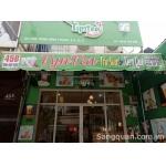 cần sang lại, quán trà sữa & xiên que 45B Trịnh Đình Trọng