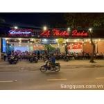 Sang quán nhậu Lộ Thiên Quán 134 Phạm Văn Chiêu, Gò Vấp