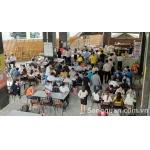 Sang quán cơm ĐÔNG KHÁCH ngay CV Phần Mềm Quang Trung, Quận 12