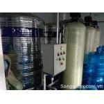 Sang nhượng cơ sở sản xuất nước uống đóng bình gần cầu lớn Hóc Môn