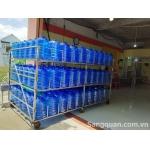 Sang nhà máy SX nước uống đóng chai phường 6 , Tân An , tỉnh Long An