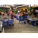 Sang quán nhậu ngay vòng xoay Bình Triệu - mặt tiền Phạm Văn Đồng