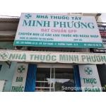 Cần sang tiệm thuốc Minh Phương mặt tiền đường Lò Lu