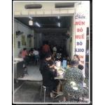 Sang quán bún bò MT Lê Văn Thọ, Gò Vấp