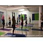 Sang lại phòng tập Yoga quận Bình Tân