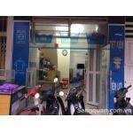 Sang nhượng tiệm giặt sấy doanh thu cao, mặt tiền Phạm Văn Bạch