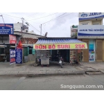 Cần sang quán Nhậu 49c Đường số 9. P. Linh Tây. Quận Thủ Đức