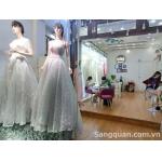 Sang tiệm studio áo cưới mặt tiền đường lớn trung tâm Q. Tân Phú