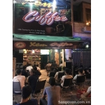 Sang quán cà phê Take away 1206 Trường Sa, P14, Q.Phú Nhuận