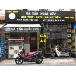 Sang quán ngay ngã 3 cổng Chợ Tân Sơn Nhất, P.3, Gò Vấp