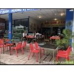 Sang quán ăn, nhậu mặt tiền đường Bạch Đằng, Tân Bình