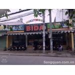 Sang CLB BiDa máy lạnh Hollywood , 72 Trương Phước Phan, BTĐ A , Bình Tân