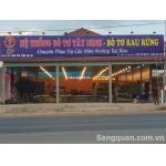 Bán quán Bò Tơ Tây Ninh và có sẵn đất diện tích 1050m2