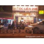 Sang quán nhậu mặt tiền 302 Tây Thạnh, Tân Phú