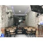 Sang quán ăn và cho thuê phòng 107/15 đường 11 ,P.11 Gò Vấp