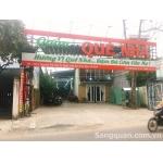 Sang quán âm thực sân vườn MT Nguyễn Thị Thủ HM