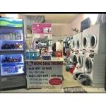 Sang tiệm giặt sấy đông khách làng Đại Học Tôn Đức Thắng, quận 7