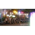 Sang quán cafe mô hình gạch võng đang kinh doanh đông khách