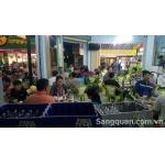 Sang quán ốc đường Gò Xoài, quận Bình Tân