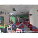 Sang quán ăn kết hợp rửa xe mặt tiền Tăng Nhơn Phú, Q. 9