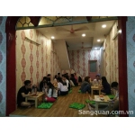Sang quán trà sữa 637 Phan Văn Trị, P. 7, Q. Gò Vấp.
