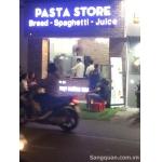 Sang cửa hàng chuyên sâu Mỳ Ý, bánh mỳ, nước ép