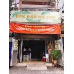Sang quán bún đậu mắm tôm MT 2A Nguyễn Hiến Lê, F.13 , Tân Bình
