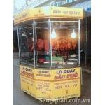 Cần sang lại tiệm heo quay ngay chợ Sơn Kỳ thu nhập >15tr/tháng